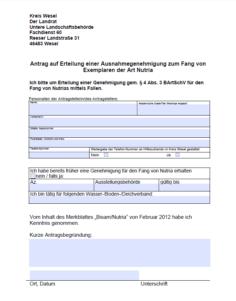 nutriaktiv_exemplarisches_antragsformular_zur_fallenjagd_auf_nutria_und_bisam_gemeinde_wesel
